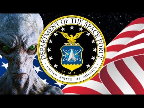 The TRUTH about TRUMP'S SPACE FORCE