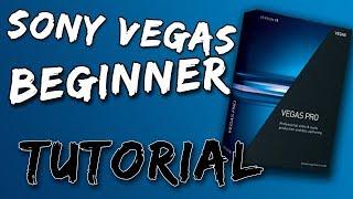 VEGAS Pro 17 - Full Tutorial for Beginners [+General Overview].