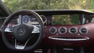Mercedes-Benz S-Class Coupé Driving Event Tuscany 2014