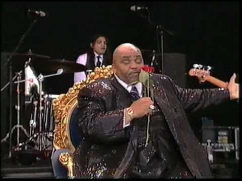 Solomon Burke Don't give up on me HQ