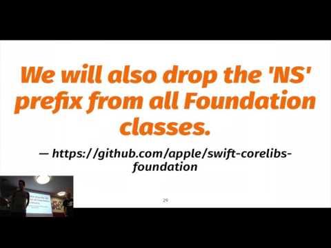Swift Open Source Vortrag - Cocoaheads DD @LOVOO