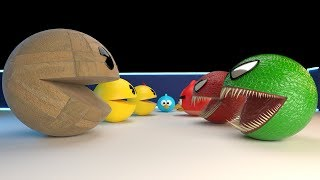 Best Pacman Videos (Volume 3)