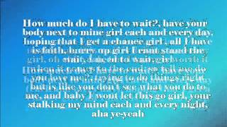 The Wait Lyrics- Baby Cris ft. Nawlage