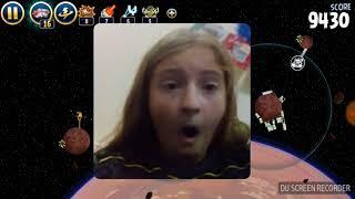 Angry Birds Star Wars- Darth Vader=Death!!!!!!!!