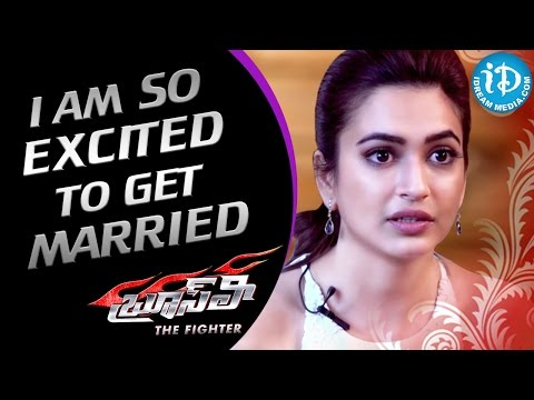 I Am So Excited To Get Married - Kriti Kharbanda || Talking Movies with iDream