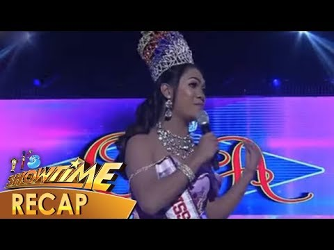 It's Showtime Recap: Miss Q & A contestants' witty answers in Beklamation - Week 37