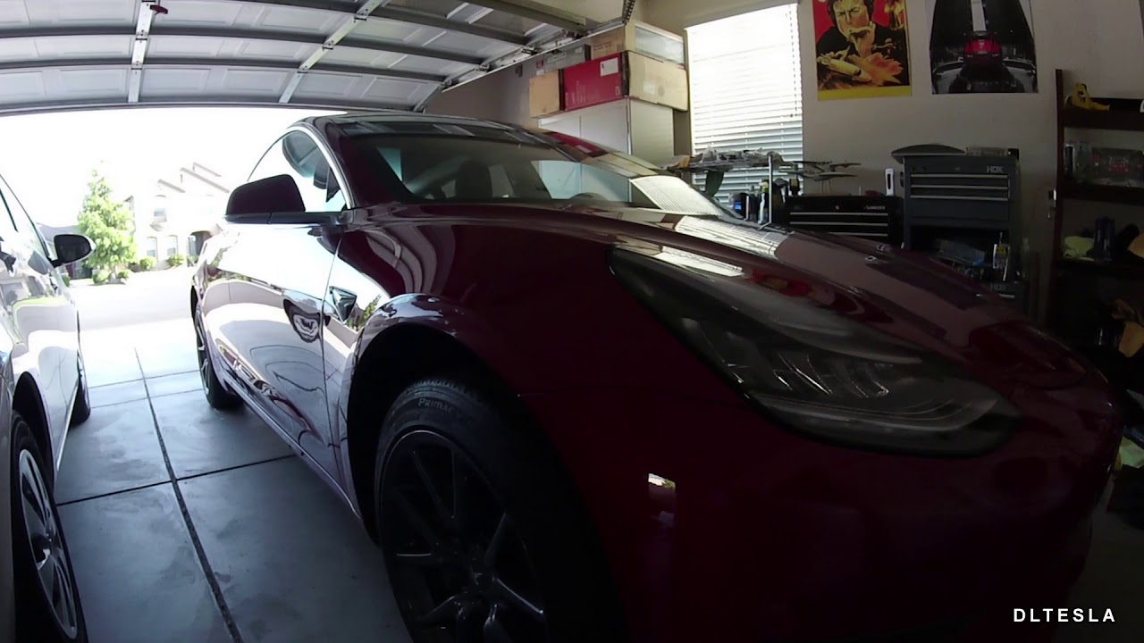 Humming noise while parked in garage | Tesla Motors Club