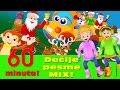 Dečije Pesme Mix - Jaccoled žurka! (60 Minuta) | Točkovi Autobusa, Porodica Prstići Ng, Zima, Zima video