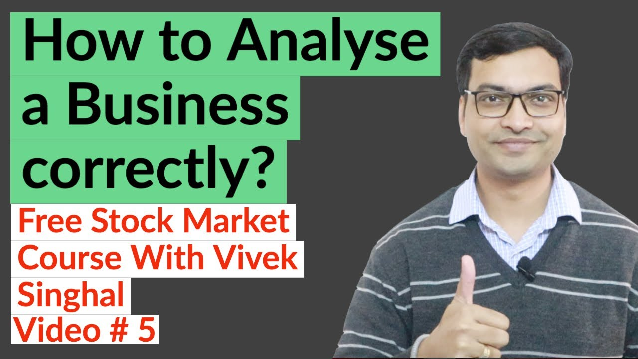 How to do Business Analysis