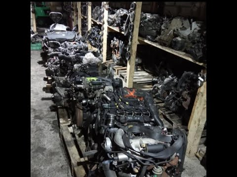 Контрактные двигатели Кпп в Санкт-Петербурге Склады Обзор