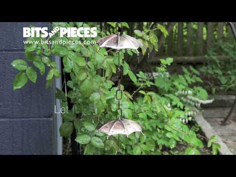 Umbrella Rain Chain - Item #41792