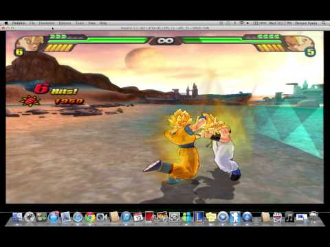 Dragon Ball Z Budokai Tenkaichi 3 ~ Dolphin Emulator Quality & Speed Test