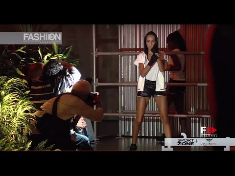 SPORT ZONE BY MIGUEL VIEIRA Portugal Fashion Week Spring Summer 2017 by Fashion Channel