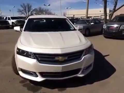 New White 2014 Chevrolet Impala 4dr Sdn LT w/1LT for sale ...