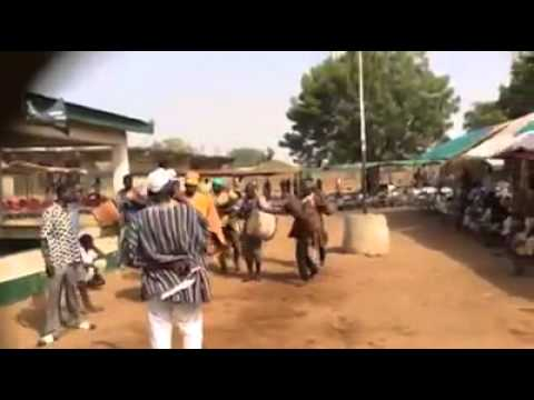 Bawku Mamprusi Damba festival