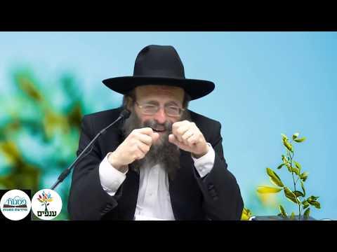 """הרב יצחק גולדוסר - """"להיות בן אדם טוב""""  HD - שידור חי"""