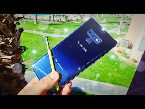 I Love My Samsung Galaxy Note 9! 3 Months Later Review