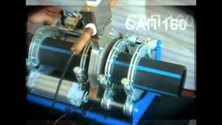Аппарат для стыковой сварки пластиковых труб(Аппарат для стыковой сварки пластиковых труб САП 160 позволяет производить сварку труб диаметром 63-160 мм...., 2012-07-31T06:12:16.000Z)