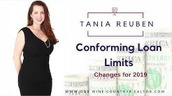 New Conforming Loan Limits