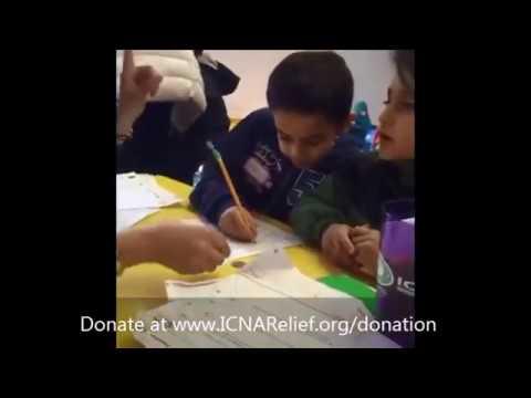 ICNA Relief NJ Tutoring Refugees Program