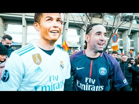 REAL VS PSG (Séan garnier + S3 Freestyle) Live! Mp3