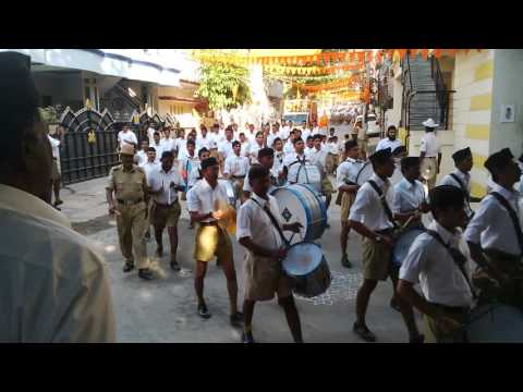 RSS Akila Bharathiya SHRUNG Ghosh varga Bangalore 2016 sanchalan
