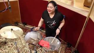 Zayra Pola Multi- Percussion Solo