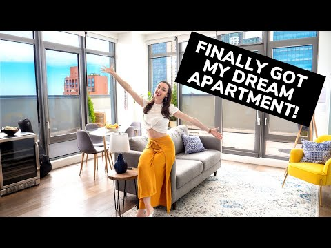 My $4,990 New York City Dream Apartment Tour | 2 BDRM, 2 BR, 2 TERRACES!