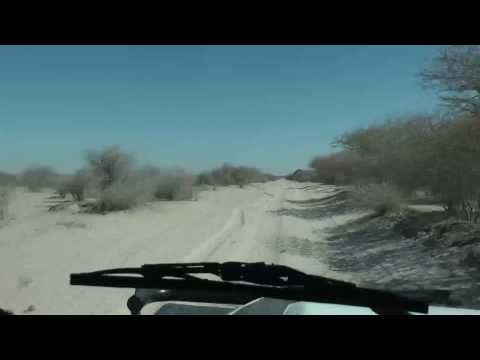 Self Drive Camping in Central Kalahari Game Reserve Botswana