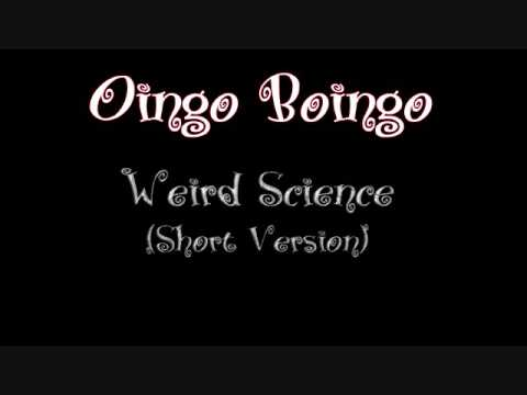 Oingo Boingo  Weird Science Short Version