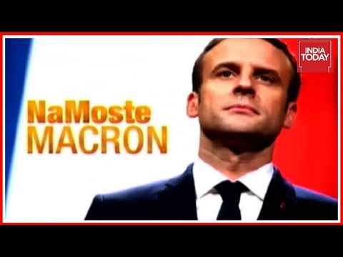 India Today Exclusive   French President Emmanuel Macron Speaks Out On Rafale Deal