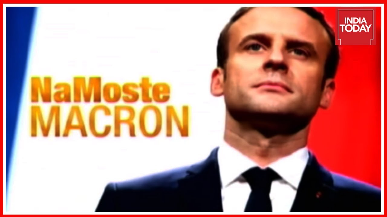 India Today Exclusive | French President Emmanuel Macron Speaks Out On Rafale Deal