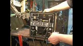Сварка - доработка сварочного трансформатора 2(Сварка - доработка сварочного трансформатора Продолжение Подписаться на канал youtube.com/subscription_center?add_user=TaurusBlog..., 2013-02-22T21:48:54.000Z)