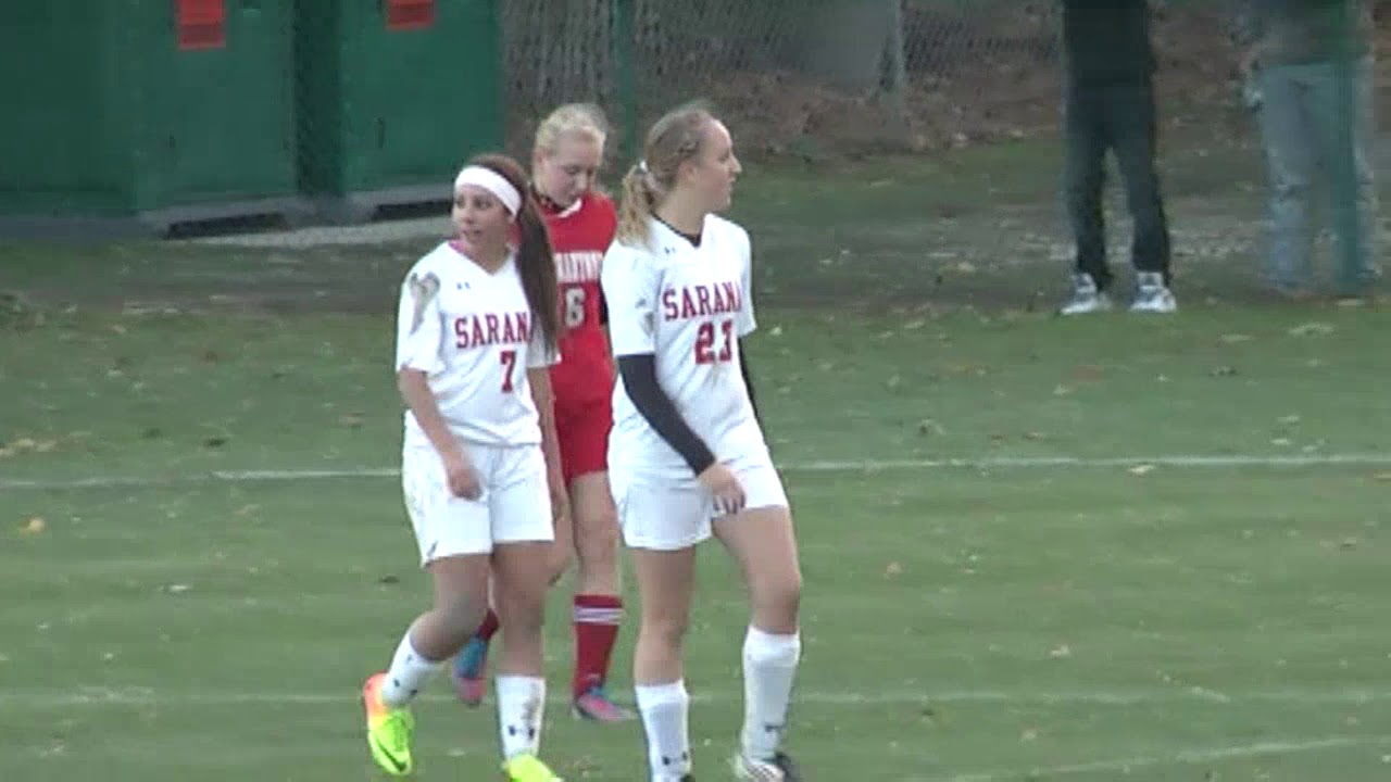 Beekmantown - Saranac Girls B Final  11-1-13