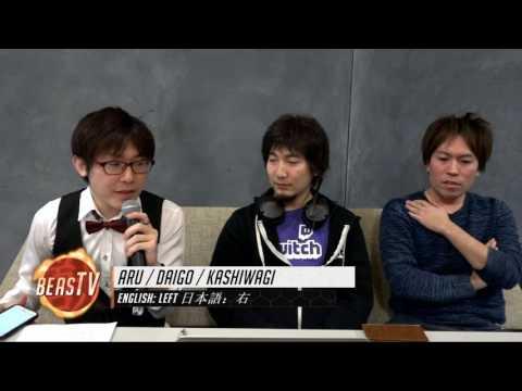 Japan's Got Talent! Singing with the FGC Stars「English: Left 日本語:右」