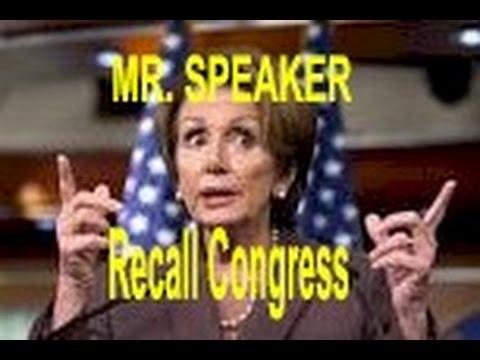 Dems Call on Speaker to Recall Congress Aug 11, 2016