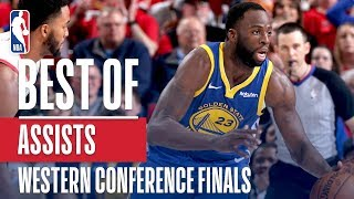 Western Conference's Best Assists | 2019 Conference Finals | State Farm