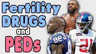Infertility, PED's, and Clomid   Why are These Meds BANNED?