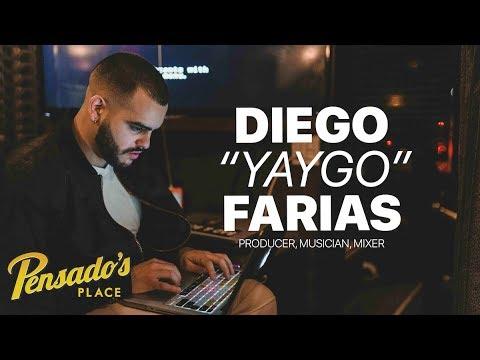 "Producer / Musician / Mixer, Diego ""Yaygo"" Farias – Pensado's Place #371"