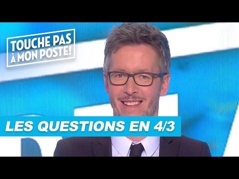 Les questions en 4/3 de Jean-Luc Lemoine : Le gang des ventriloques