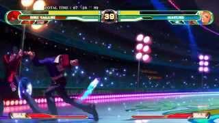KOF XII - Iori/Ryo/Terry Playthrough