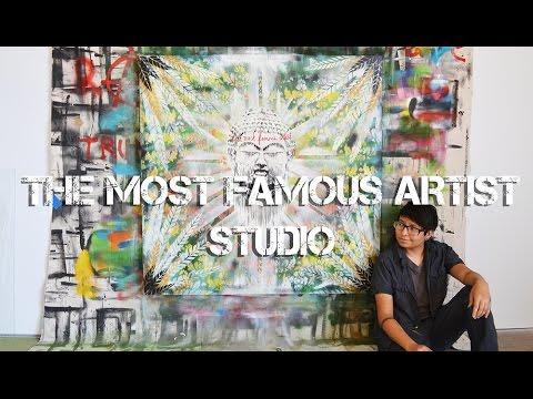 The Most Famous Artist Studio