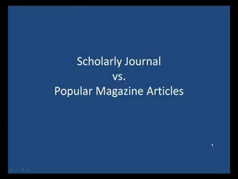 scholarly vs popular writing Many instructors at the college level require that you use scholarly articles as sources when writing what is a scholarly article and how popular people.
