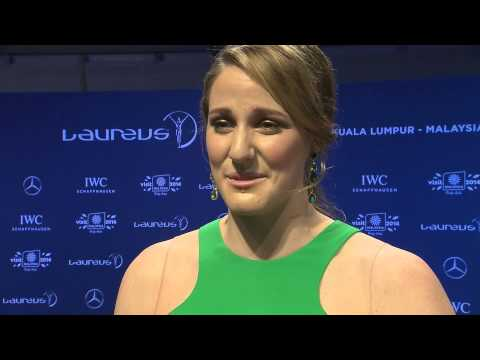 2014 Laureus World Sports Awards Winners Interviews Video
