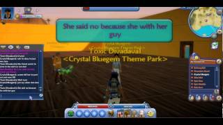 Free Realms-Crystal Bluegem