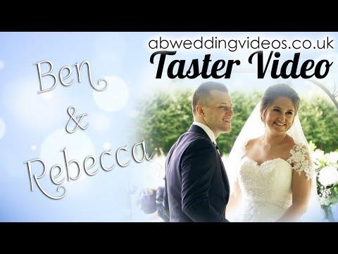 🎥abweddingvideos.co.uk | Ben & Rebecca's Wedding Day - Taster Video | Andy Bird Wedding Videos