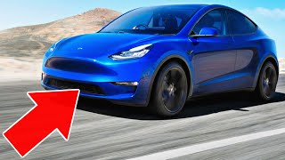 the SECRET Model Y Feature That No Other Tesla Has!