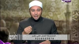 بالفيديو.. داعية إسلامي: لا أحد يستطيع أو يملك الصلاة على النبي