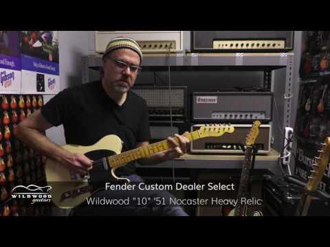 Greg's Pick: The Fender Custom Shop Telecaster Shootout