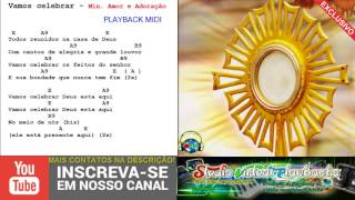 Baixar VAMOS CELEBRAR - PLAYBACK MIDI